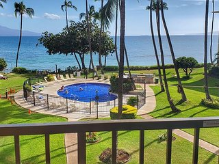 Kanai A Nalu #311 Direct Oceanfront with GREAT Ocean Views 2Bd/2Ba, Sleeps 4