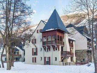 Appartement avec Kitchenette Equipée Près de 2 Stations de Ski