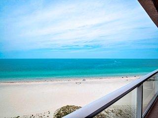 Crescent Beach Club 12E-N 12th Floor Beach Front Views