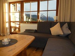 Ferienwohnung 'Druxes' in Krün - Oberbayern