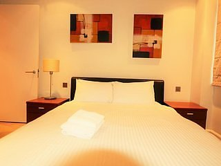 Zen Apartment Canary Wharf One Bedroom