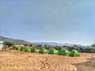 Adventure Camping With Camel Safari