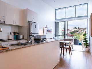 Explore Sydney from a peaceful modern apartment