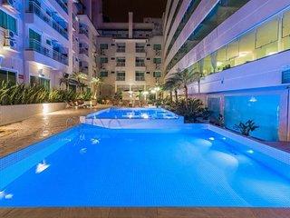 Aluguel Apartamento 1 quarto Summer Beach Piscina Bombas SC 586A