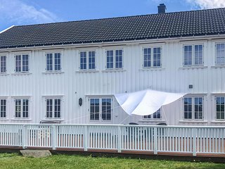 Stunning home in Lindesnes w/ Jacuzzi and 5 Bedrooms (NVK144)