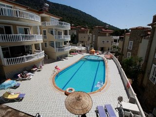 4 Bed Villa, Akbuk, shared pool