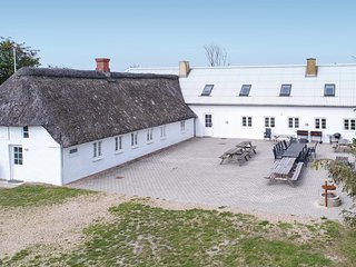 Beautiful home in Blåvand w/ 16 Bedrooms (P32718)