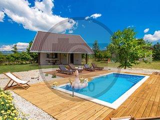 Beautiful home in Rudopolje Bruvanjsko w/ WiFi and 3 Bedrooms
