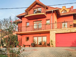 Awesome home in Keszthely w/ WiFi, 4 Bedrooms and Outdoor swimming pool (UBN931)