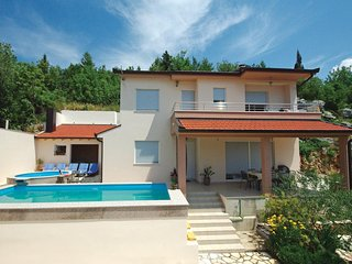 Awesome home in Dusina w/ Outdoor swimming pool, WiFi and 4 Bedrooms (CDT835)