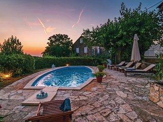 Gerenoveerd vakantiehuis in een mediterrane stijl
