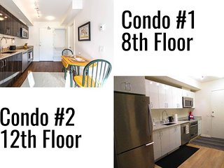 2for1 Price Condos In heart of Dt,dome,bmo,gym,c-train