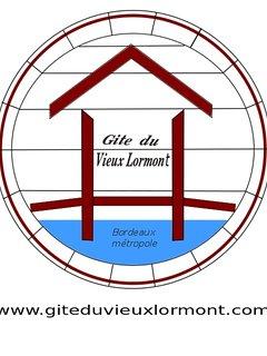 Le logo du gite du vieux lormont.
