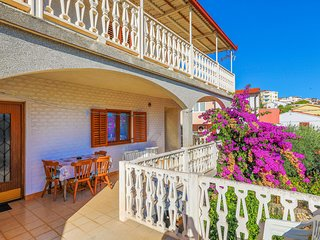 Awesome home in Seget Vranjica w/ WiFi and 3 Bedrooms