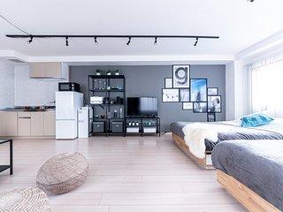 B5. SHINJUKU Design Flat # Japanese modern