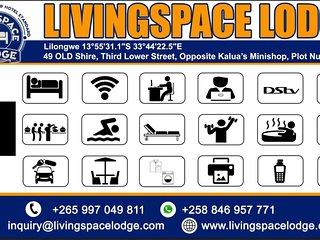LivingSpace Lodge Lilongwe Malawi