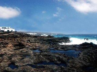 Casa Esquina del Mar unforgettable ocean views, the ocean 'our neighbour'!
