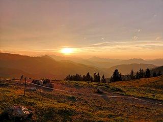 TOP 3 Tennladen 'Hopfgarten' Tyrol Austria Holiday Flat Apartment 2 bedrooms