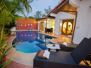 Grand Condo Orchid pool villa 300 meter from beach