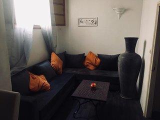 'Kiwi' Gueliz, 2 beds apartment, privacy, no concierge