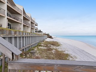 Gorgeous Blue Mountain Beach Condo with views of the Gulf