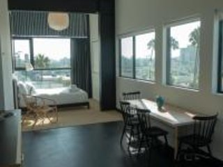 Penthouse, 2 bedroom Boutique Suite, with living room