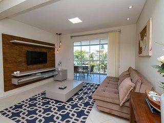 Aluguel Apartamento 2 quartos sendo 1 suite Bombas/SC