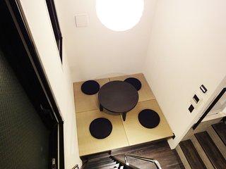 Roppongi-Akasaka 'TATAMI' house