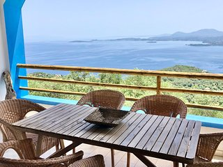 House Tanna, Best Views on Corfiot Riviera!!!