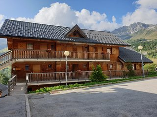 Location Vacances a la Montagne sur Saint Francois LONGCHAMPS