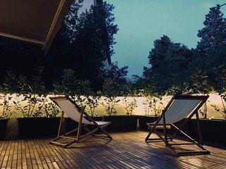 Monvi Luxury Suite with terrace
