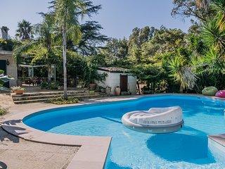 Appartamento adatto ai disabili con piscina m402