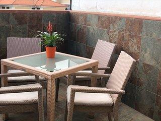 Amazing apt with terrace & Wifi