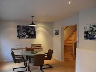 Modern Duplex apartment centre Bruges