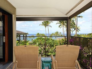 Stunning Views-  Renovated 2 Bedroom Condo- WAILEA ELUA, #2202
