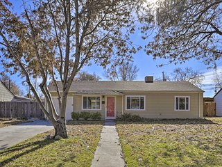 NEW! Family Home ~3 Miles to University of Denver!