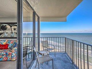 NEW! Oceanfront Oasis: Resort, Beach & Pool Access