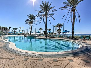 NEW! Beachfront Condo w/ Pool Access & Gulf Views!