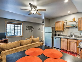 NEW! Ouray Apartment w/Shared Grill on Main Street