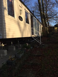 Beauport holiday park in Hastings East Sussex - Woodmans
