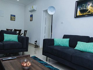 Luxury Serviced Apartment in Osu/ Ridge