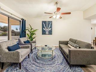 Beautiful, dog friendly Mesa family home w/ private bbq & free WiFi