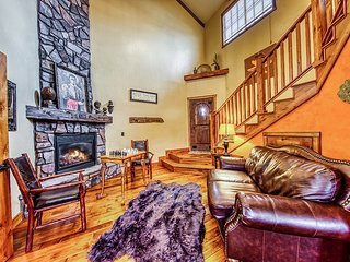 Charming, dog-friendly home - only 31 miles from Brian Head Ski Resort!