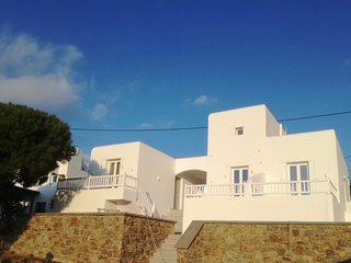 Sofos Suites Mykonos (1 bedroom with separate living room with double sofa  bed)