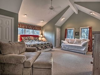 NEW! Blue Ridge Home w/ On-Site Ski, Golf & Tennis