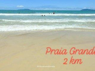 Aluguel temporada- Praia.