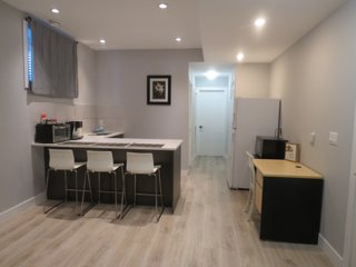 Brand New!! Basement Suite - 2 min from D/T
