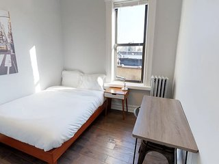 Awesome Room! Only 3 Minute Walk to Nearest Subway