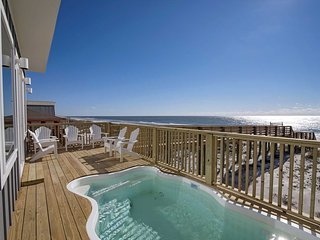 Brand New Beach House ~ Cookin Up Fun 2 ~ 8 BR ~ Priv Pool ~ Sleeps 24! Direct G