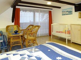 Beautiful apartment in Begunje na Gorenjskem w/ WiFi and 1 Bedrooms (SGR099)